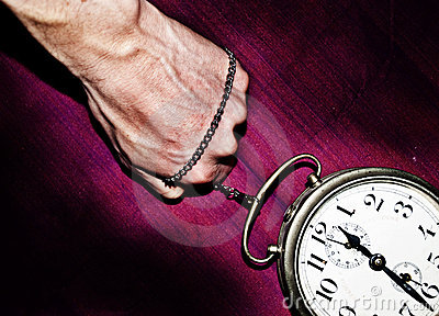 Holding the time