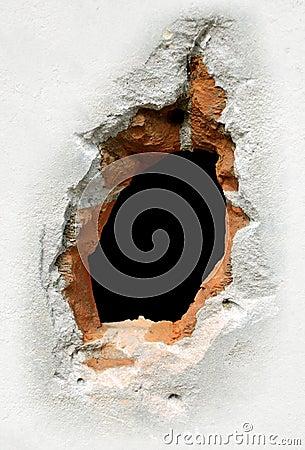 Free Hole Background Stock Photo - 4934180