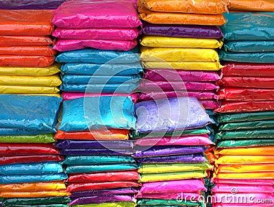 Holi Colors Background