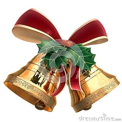 Free Holiday Bells Stock Photos - 4242683