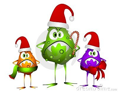 Holiday Cold and Flu Bugs