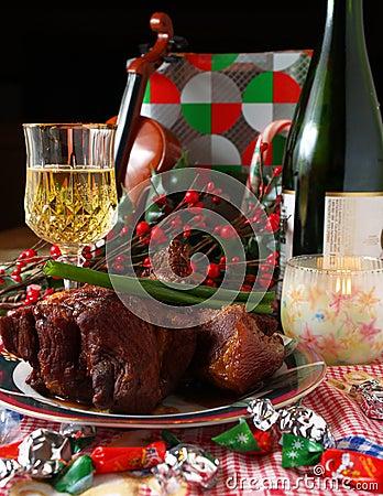 Holiday dinning