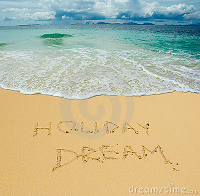 Holiday dream