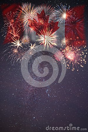 Free Holiday Fireworks In Night Sky Royalty Free Stock Photography - 118845977