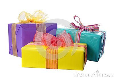 Holiday gift boxes