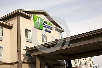 Holiday Inn Express Editorial Photo