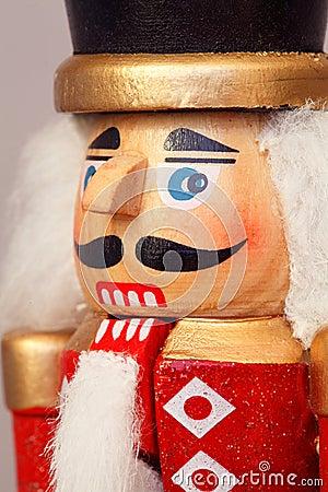 Free Holiday Nutcracker Royalty Free Stock Photo - 27826225