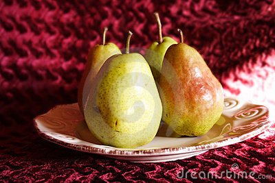 Holiday Pears 2