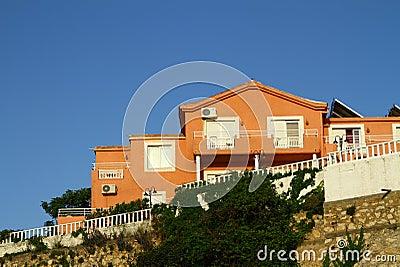 Holiday resort