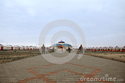 Holiday Resort Editorial Stock Photo