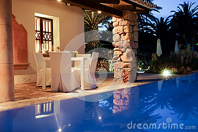 Holiday resort on Mallorca