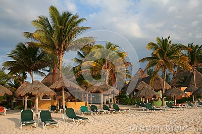 Holiday Resort in Playa del Carmen - Mexico
