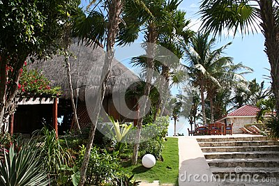 Holiday Resort in Tulum Beach - Mexico