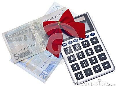 Holiday Season Budget