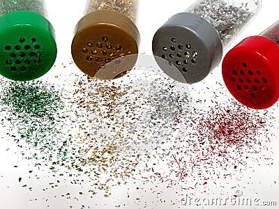 Holiday & Seasonal:  Christmas Glitter