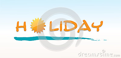Holiday With Sun Royalty Free Stock Images - Image: 25452269