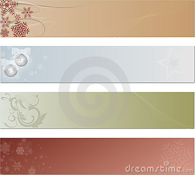 Holiday Tags or Banners