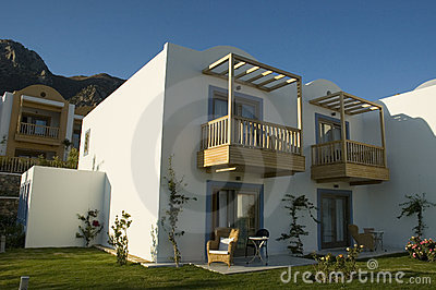 Holiday villa
