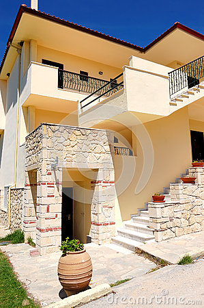 Holiday villa a the luxury hotel