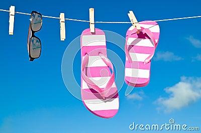 Holiday Washing Line