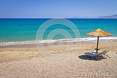 Holidays at Aegean Sea of Greece