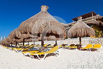 Holidays at Caribbean Sea