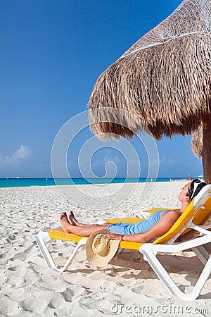 Holidays at Caribbean Sea of Mexico