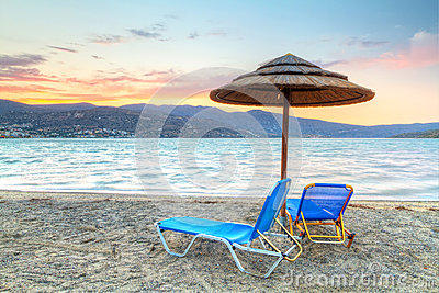 Holidays at Mirabello Bay in Crete