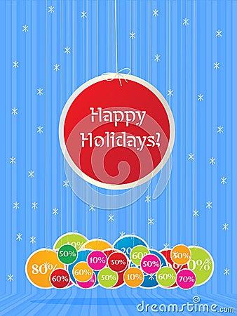 Holidays month