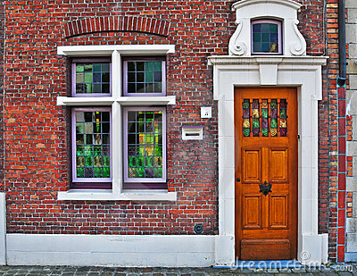 Holland door and window