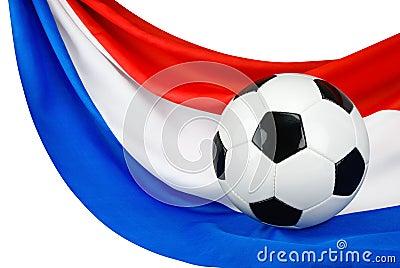 Holland loves football