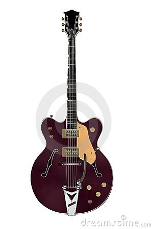 Hollowbody Electric Guitar 1