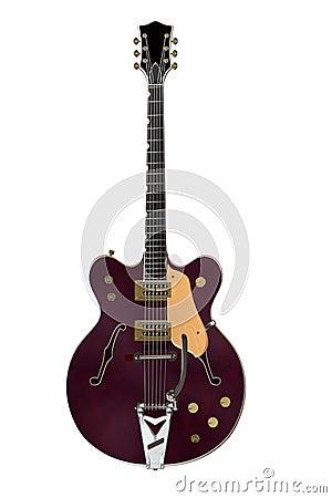Hollowbody Electric Guitar 1
