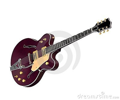 Hollowbody Electric Guitar 2