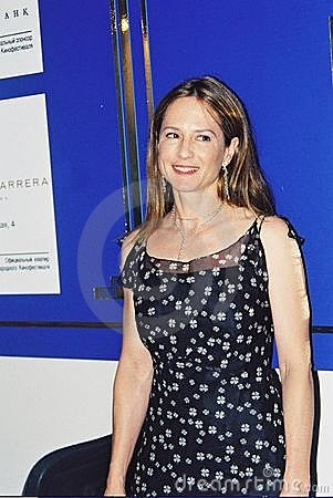 Holly Hunter Editorial Stock Photo