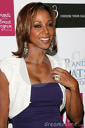 Holly Robinson-Peete Editorial Stock Image