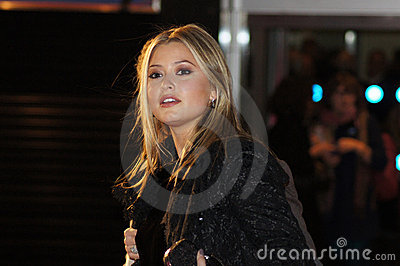 Holly Valance At The King s Speech Premiere Editorial Photo