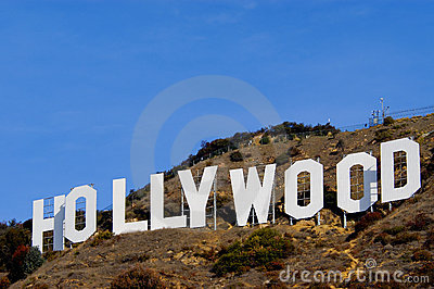 Hollywood Editorial Image