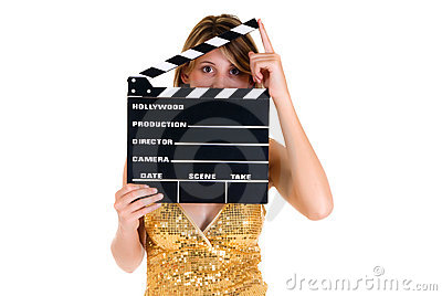Hollywood Female actress