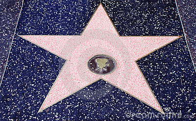 Hollywood movie star