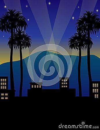 Hollywood Night/eps