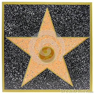 Free Hollywood Star Royalty Free Stock Photos - 676538