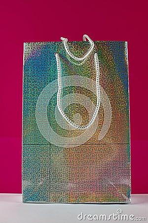 Holograficzna prezent torba