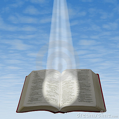 Free Holy Bible Royalty Free Stock Photography - 342647