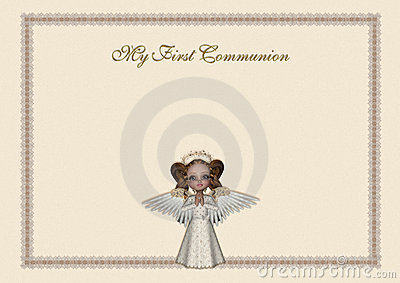 Holy Communion invitation