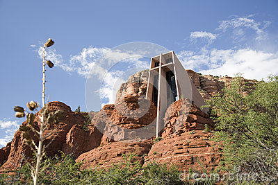 Holy Cross Chapel of Sedona