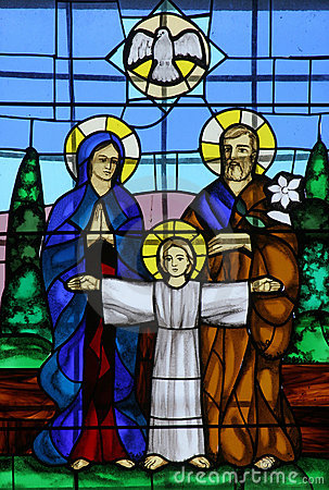 Free Holy Family Stock Photography - 11664982