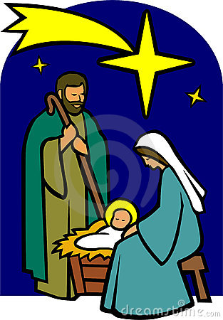 Free Holy Family Nativity/eps Royalty Free Stock Images - 5899639