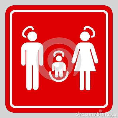 Holy family sign