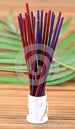 Holy fragrance sticks